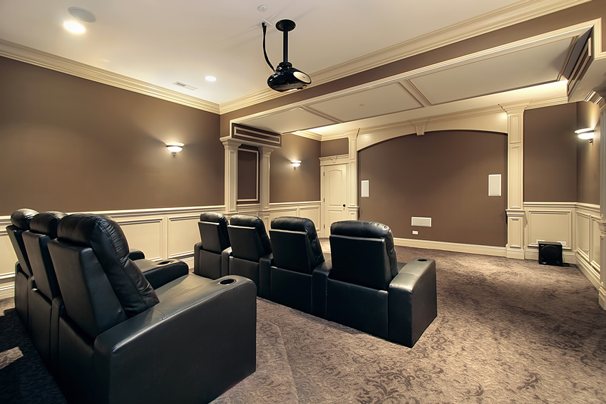 Astounding 21 Incredible Home Theater Design Ideas Decor Pictures With Download Free Architecture Designs Ogrambritishbridgeorg