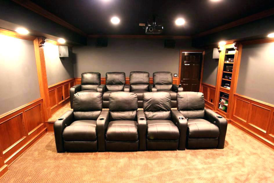 Small Home Theater Design: 35 Best Home Theater Room Designs Ideas