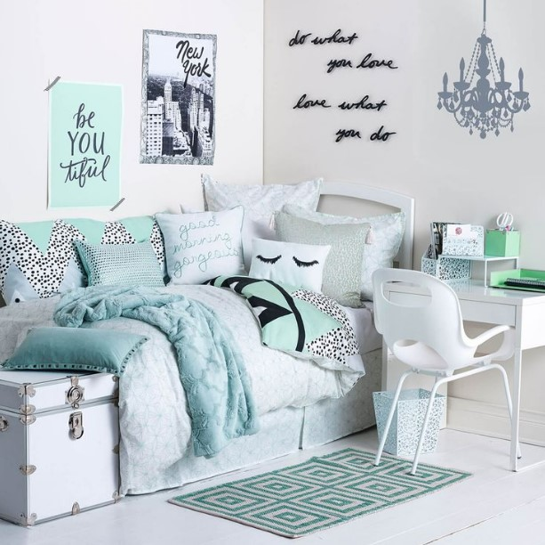 Cute Teen Bedroom Ideas 2 Simple Inspiration Design
