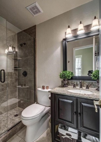 Bathroom Renovation Guide: 50 Amazing Small Bathroom Remodel Ideas