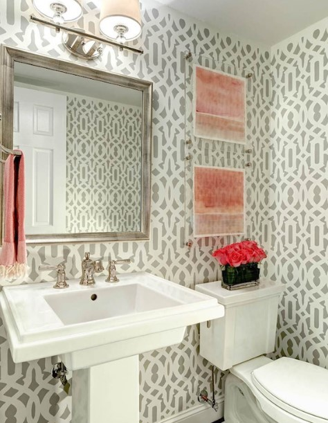 Fascinating very small bathroom #halfbathroomideas #halfbathroom #bathroomideas #smallbathroom