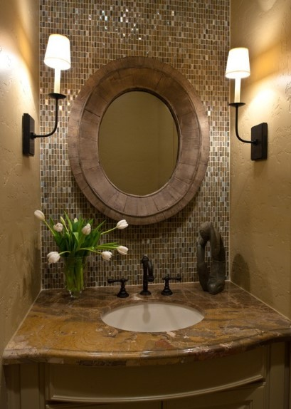 Beautiful unusual bathroom designs #halfbathroomideas #halfbathroom #bathroomideas #smallbathroom