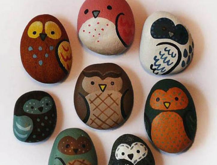 Best And Cool Painted Rocks Ideas That Amazes You