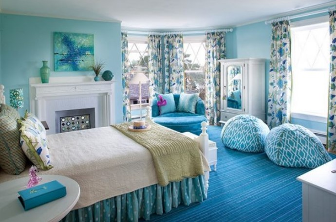 CuteTeenage Girl Bedroom Ideas | How To Make a Small Space Feel Big