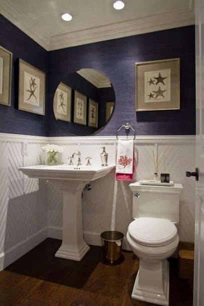 shocking toilet decor ideas #halfbathroomideas #halfbathroom #bathroomideas #smallbathroom