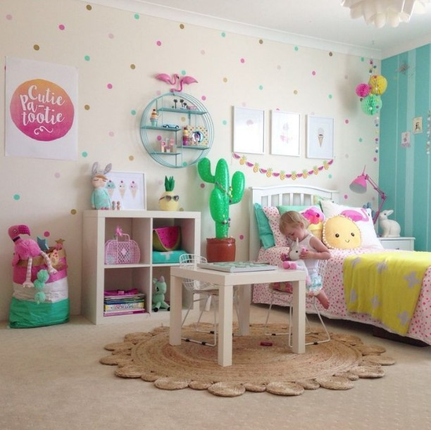 Girls Bedroom Decoration Ides: 50 Cute Teenage Girl Bedroom Ideas