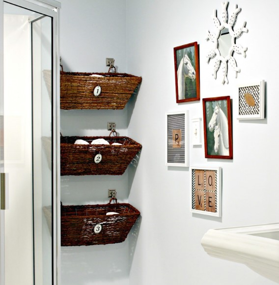 Amazing Bathroom Storage Design & Ideas