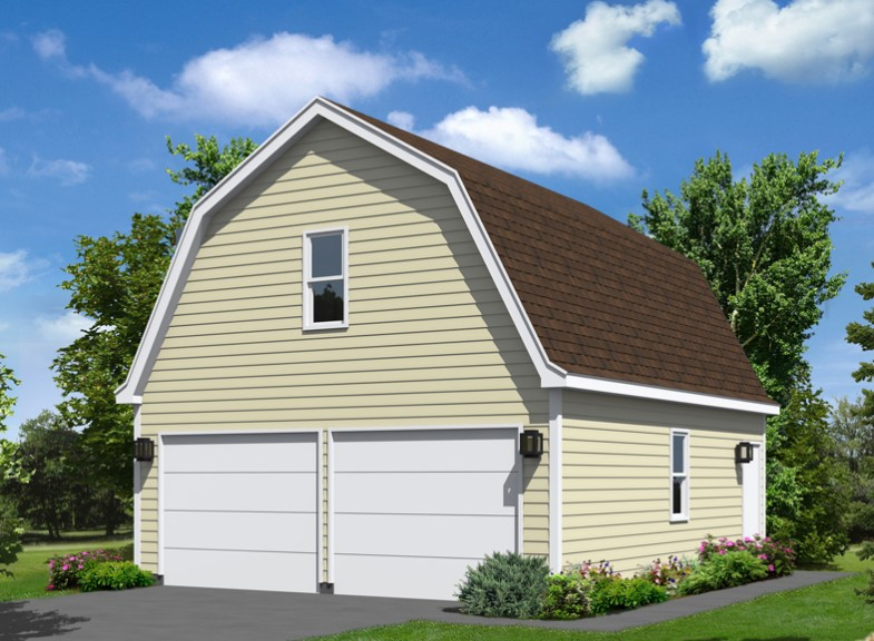 All About Gambrel Roof: Calculation, Implementation, How to Build, Pros and Cons