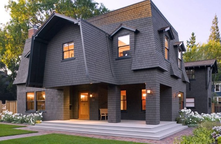 All About Mansard Roof What Is Detail How To Build