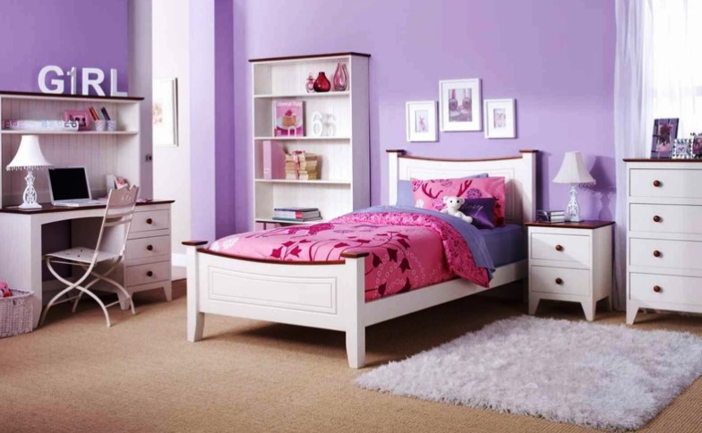 Young Girl Bedroom