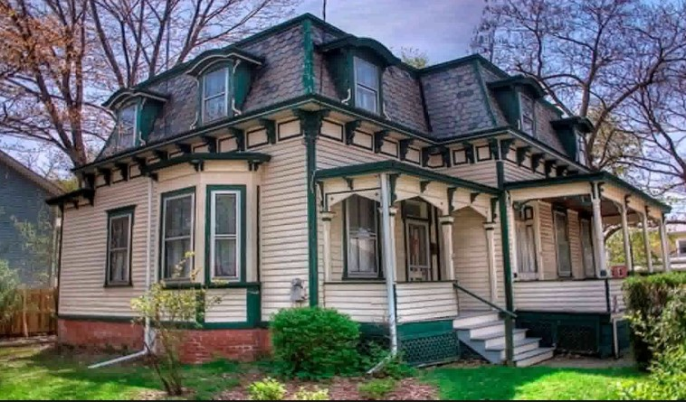 How To Build a Mansard Roof