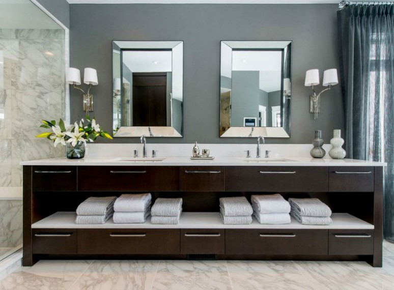 Genial Amazing Bathroom Vanity Design Ideas
