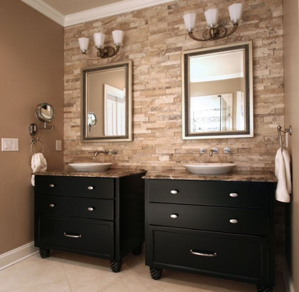 Top 20 Amazing Bathroom Vanity Design Ideas