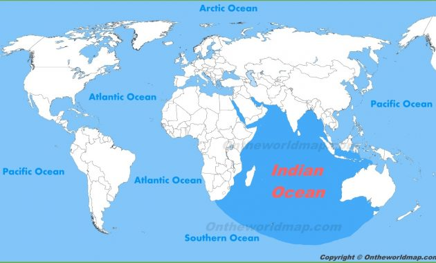 Different Types of Oceans