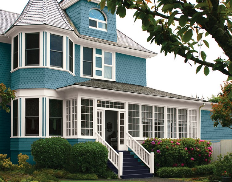 dreadful repaint house #exteriorpaint #paintcolor #homeexteriorcolor