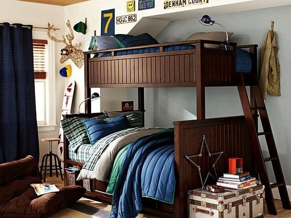 Cowboy Themed Room. Cool And Awesome Boys Bedroom Ideas ...