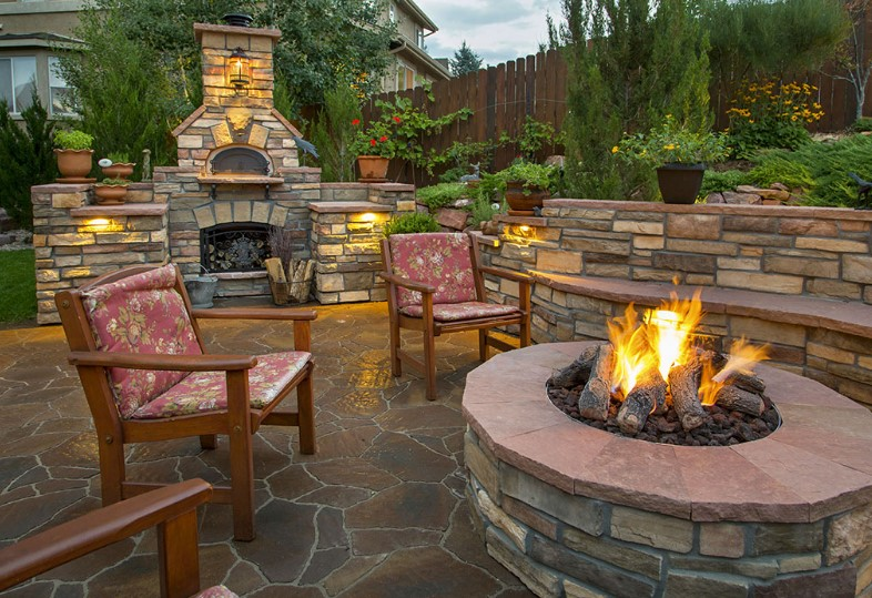 Awesome and easy diy fire pit ideas