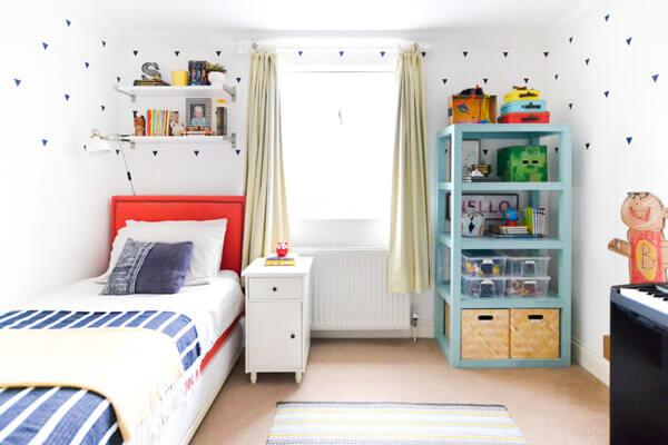 Simple little boys bedroom ideas