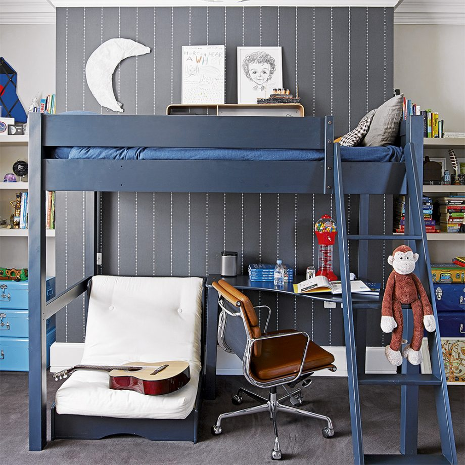 Cool And Awesome Boys Bedroom Ideas that Anyone Will Want to Copy