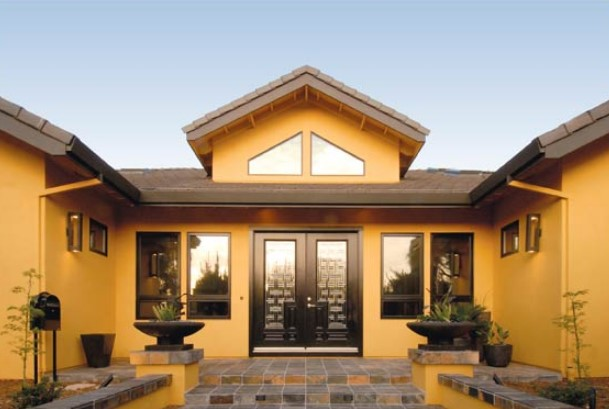 Gorgeous what exterior paint color fades the least #exteriorpaint #paintcolor #homeexteriorcolor