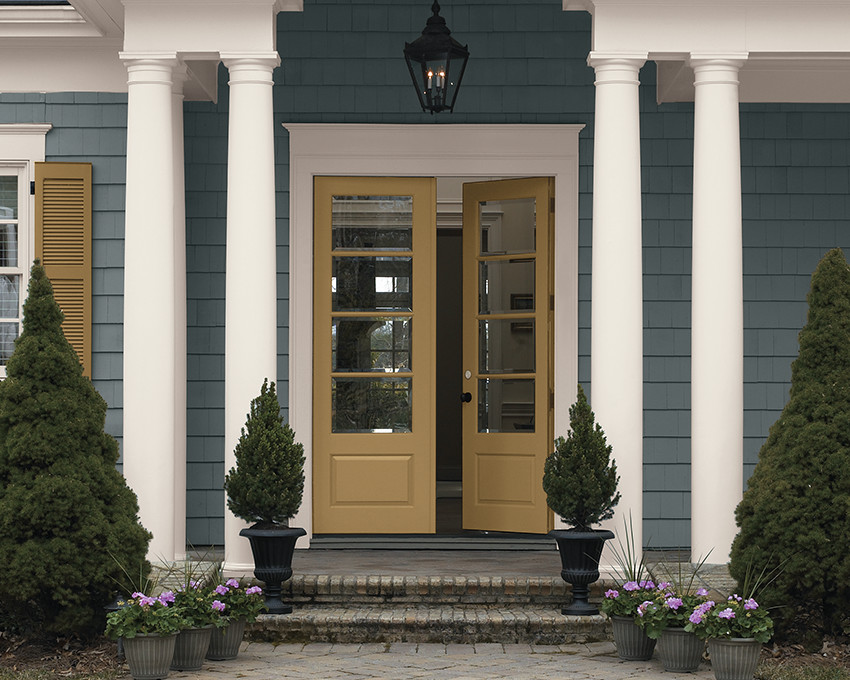50 best and popular front door paint colors for 2018 Best color for front door to sell house