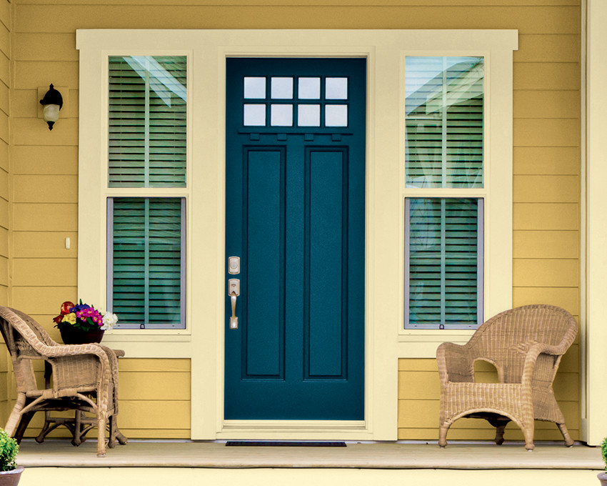 50 best and popular front door paint colors for 2019 - Popular front door colors ...