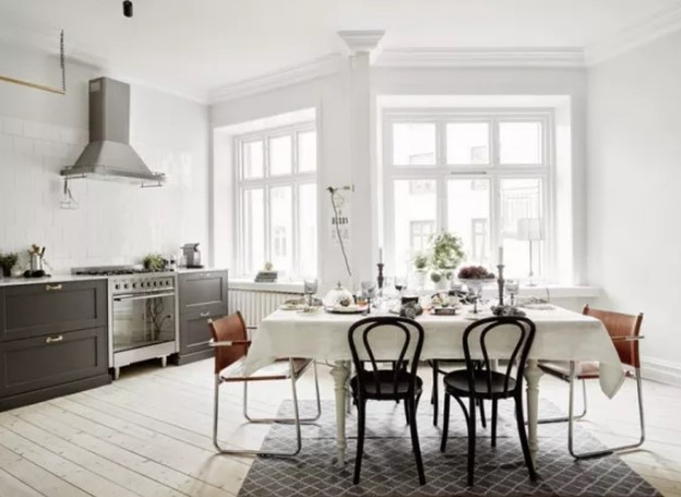 horrible traditional swedish interior design #scandinavianinterior #scandinaviandesign #scandinavianideas
