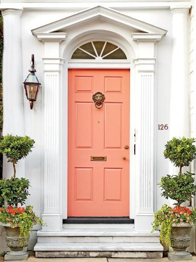 Best And Popular Front Door Paint Colors