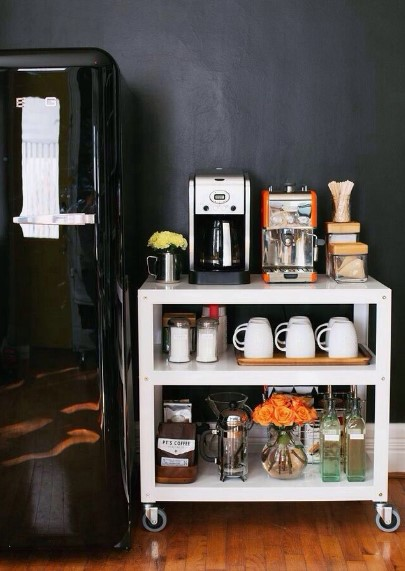 awe-inspiring vinegar machine #coffeebar #barideas #coffeestation #coffeebarideas