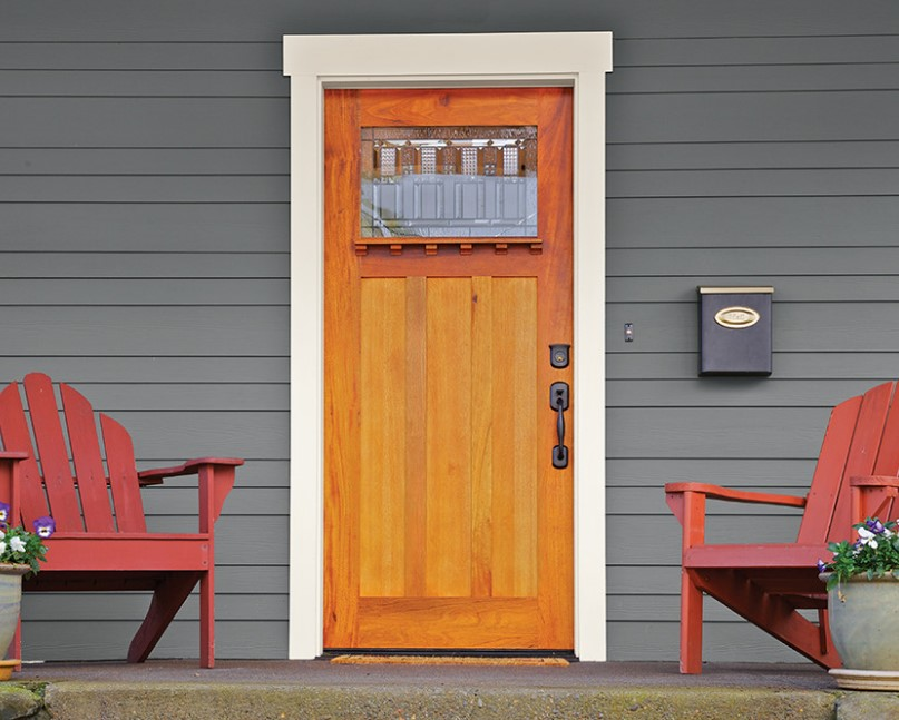 Best And Popular Front Door Paint Colors