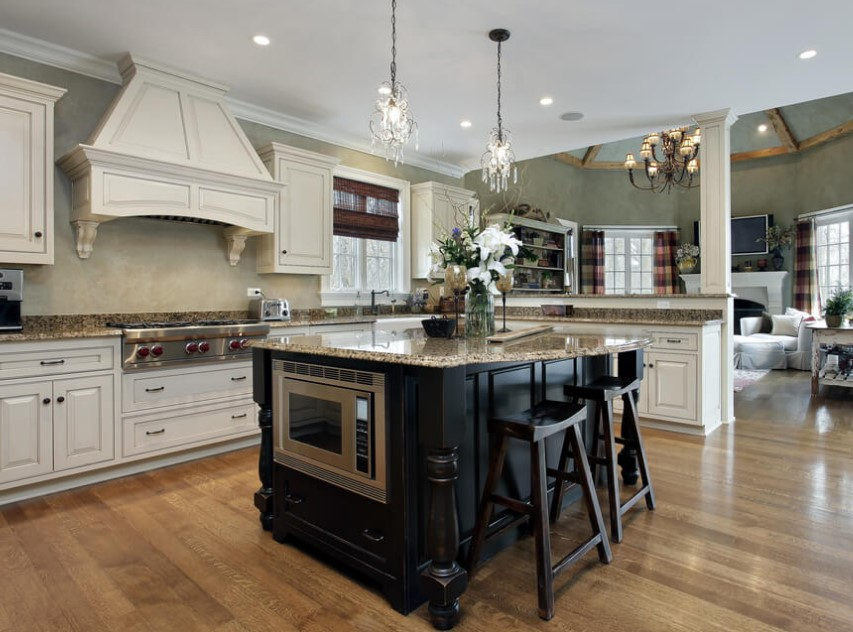 10 Best And Great Kitchen Island Ideas to Enliven Your Home