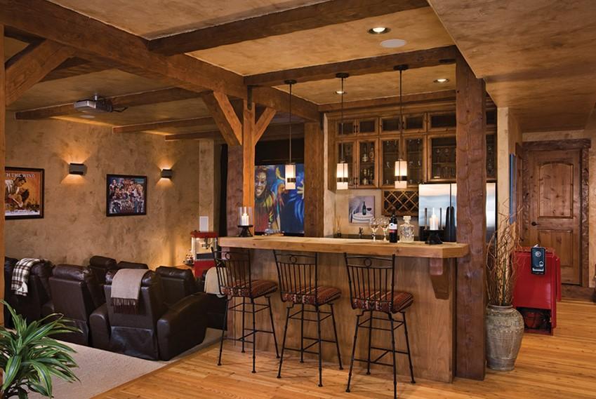 Best Basement Bar Ideas & Design For Your Home