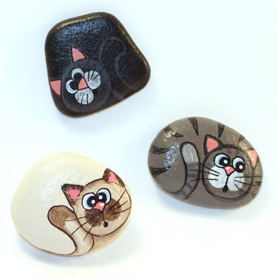 formidable stone painting ideas for kids #animalpaintedrock #paintedrock #rockpainting #animalstoneart