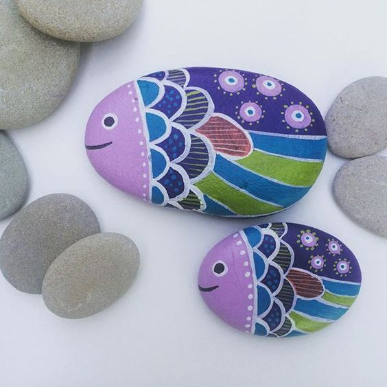 shocking what kind of paint to paint rocks #animalpaintedrock #paintedrock #rockpainting #animalstoneart