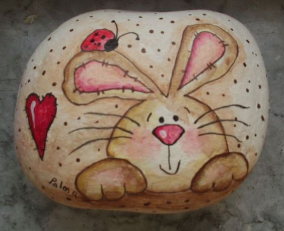 Gorgeous where to buy river rocks for painting #animalpaintedrock #paintedrock #rockpainting #animalstoneart