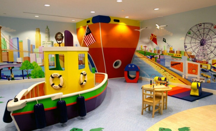 20 Fun Kids Playroom Ideas to Inspire You