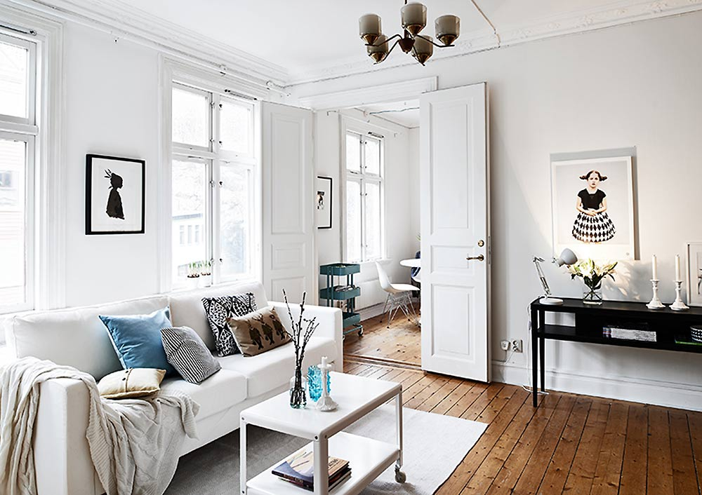 55 Scandinavian Interior Design Ideas, Update Your House