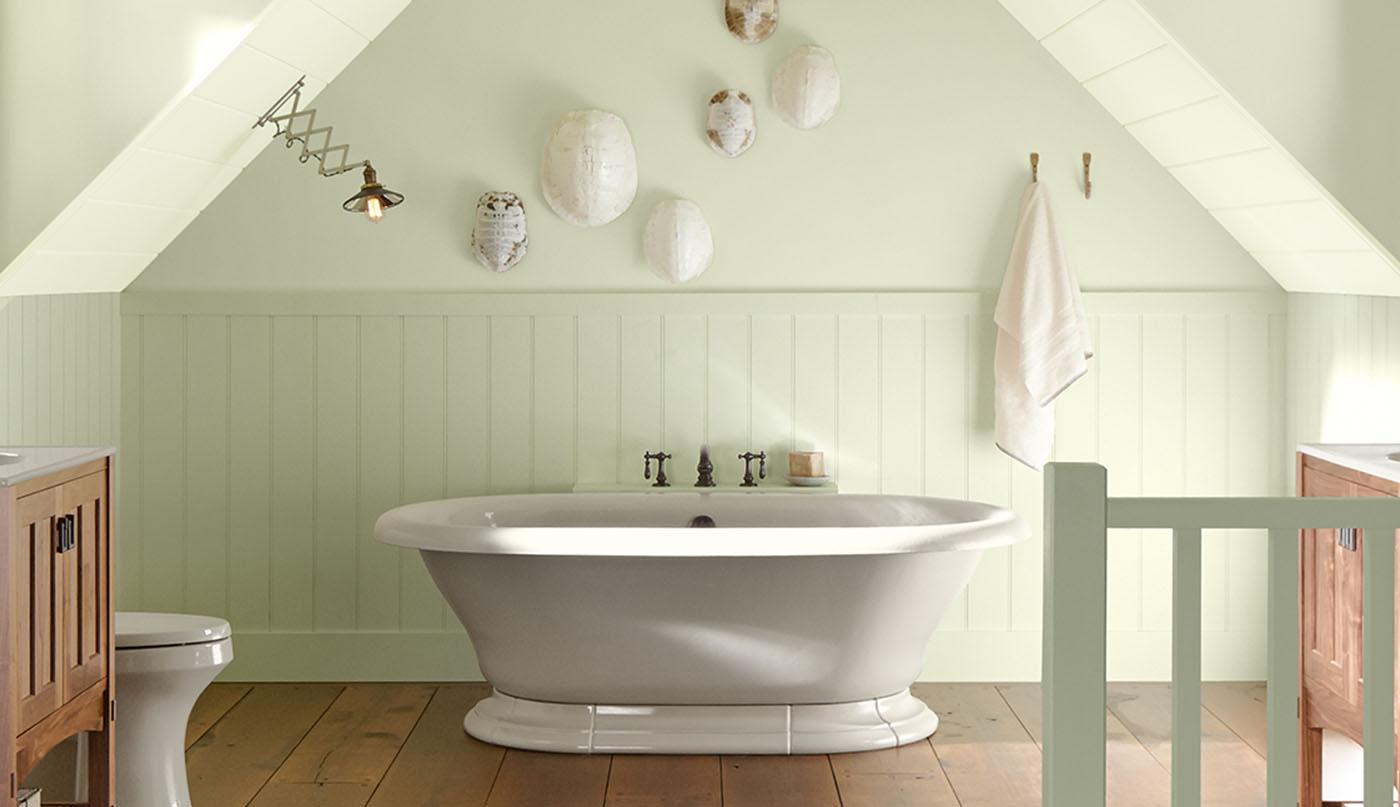 60 bathroom paint color ideas that makes you feel