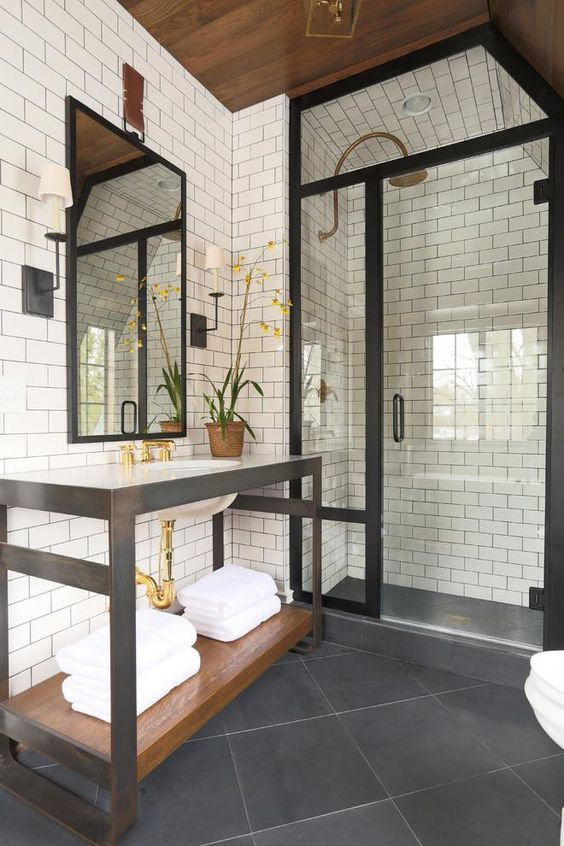 Subway Tile Bathroom Ideas