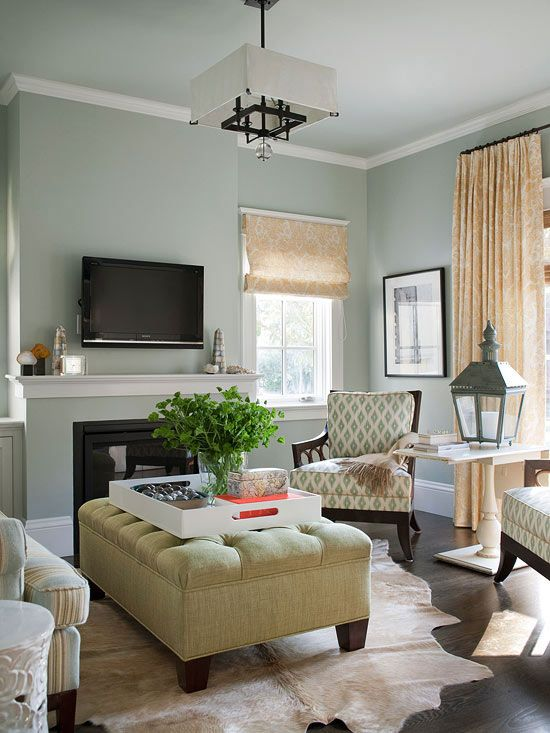65 Best Interior Paint Color Ideas for Your Small House ...