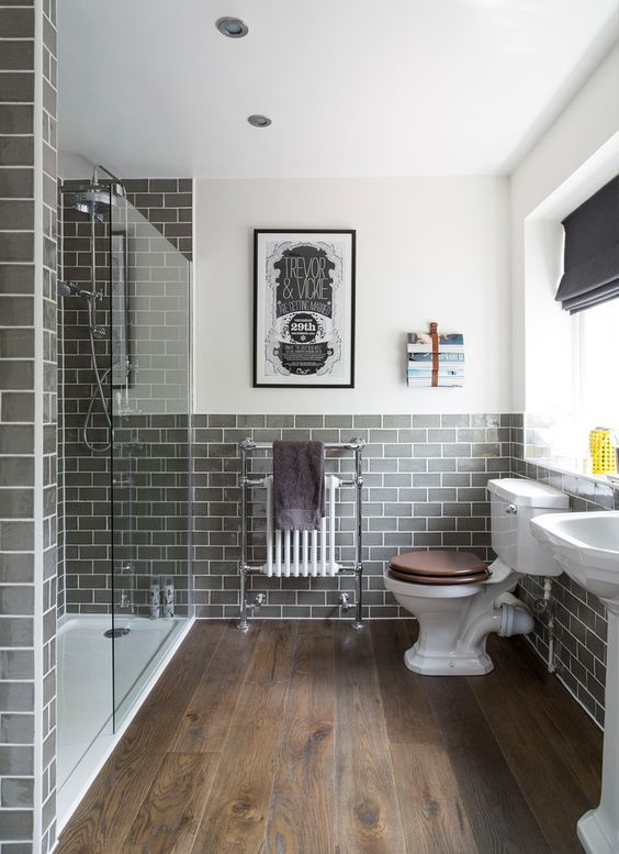 Subway Tile Bathroom Ideas to inspire you