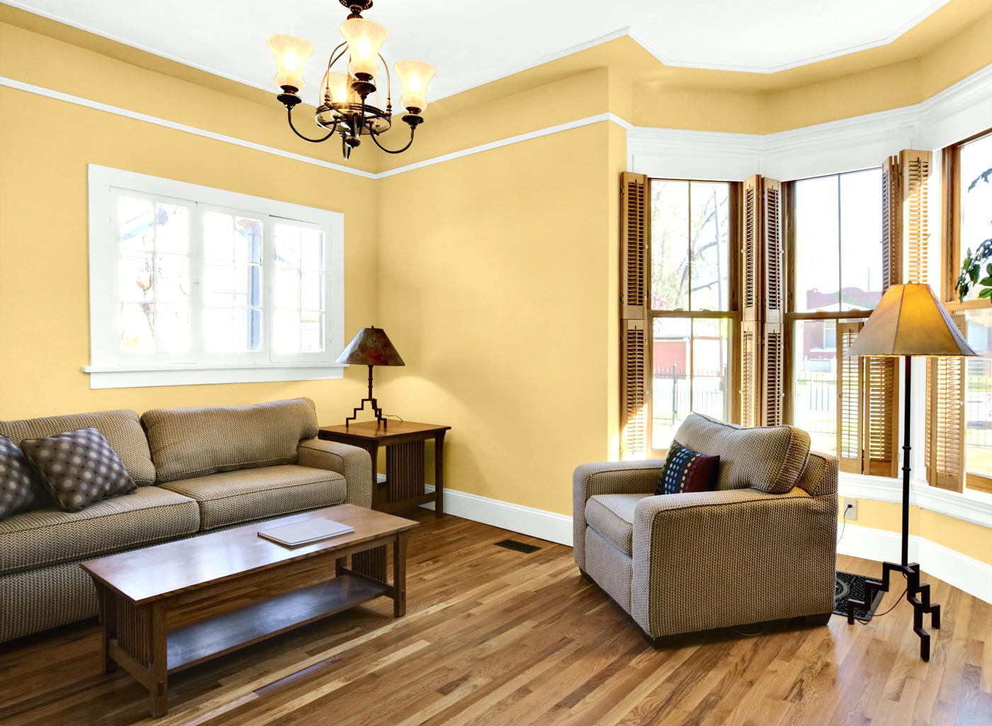best-yellow-paint-color-living-room-thecreativescientistcom-the-best ...