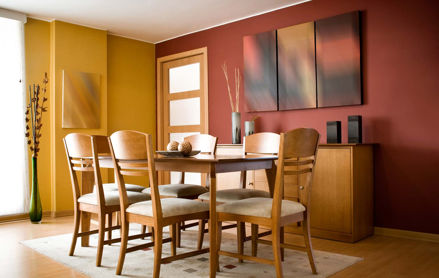 ✓ 55 Dining Room Paint Color Ideas and Inspiration Gallery ...