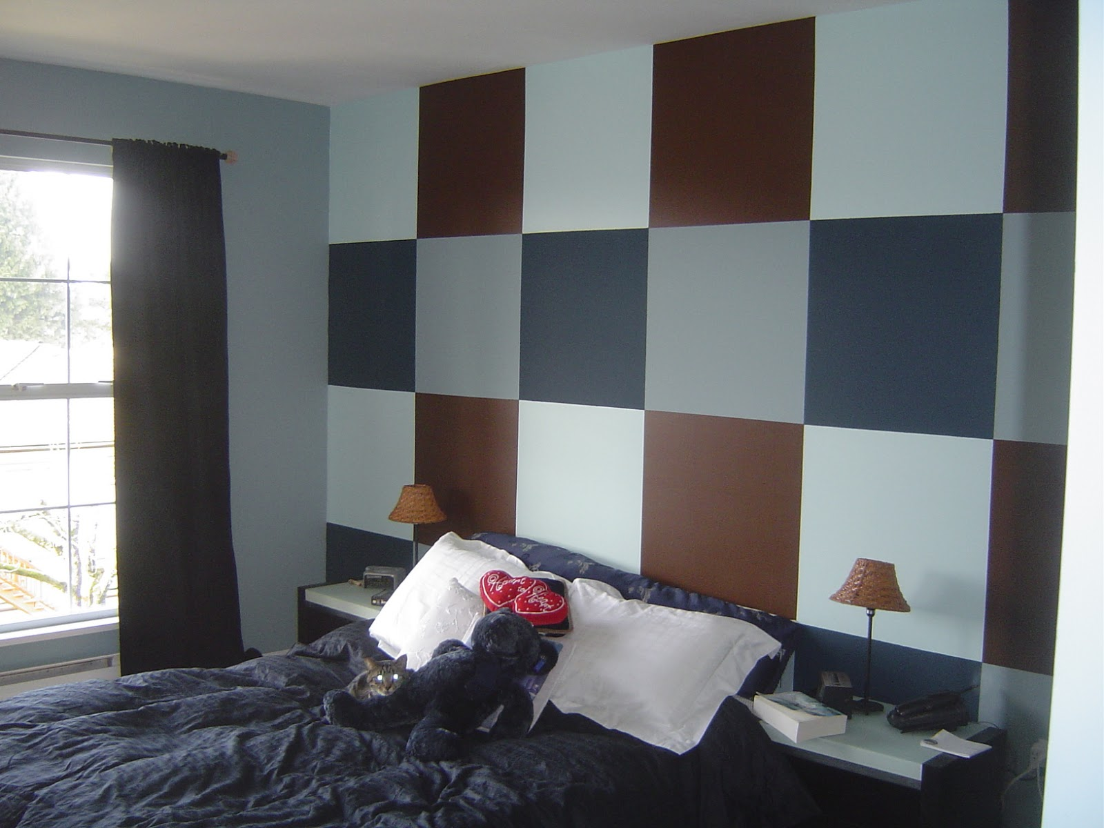 Experienced and dynamic vancouver interior designer and colour modern bedroom paint ideas
