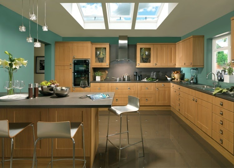 Perfect Kitchen Colors Ideas Decoration