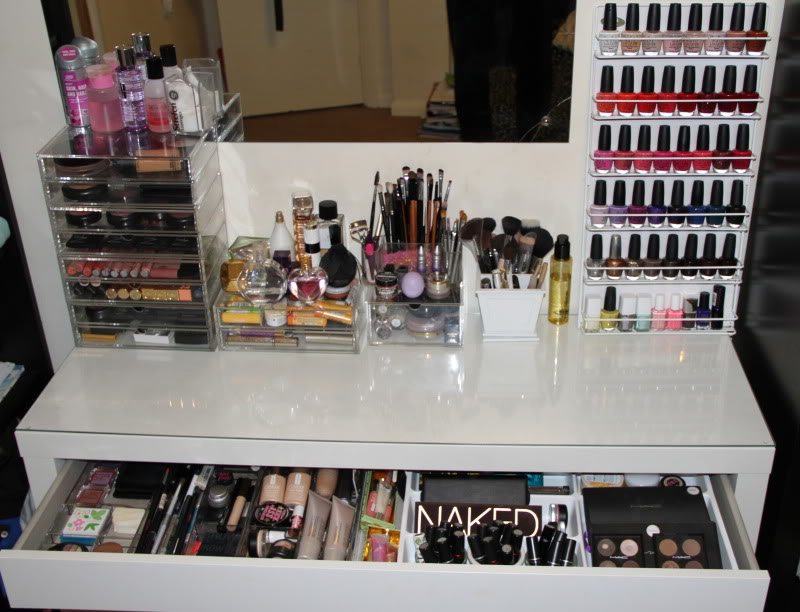 Best Makeup Storage Ideas for Organizing Your Makeup Items