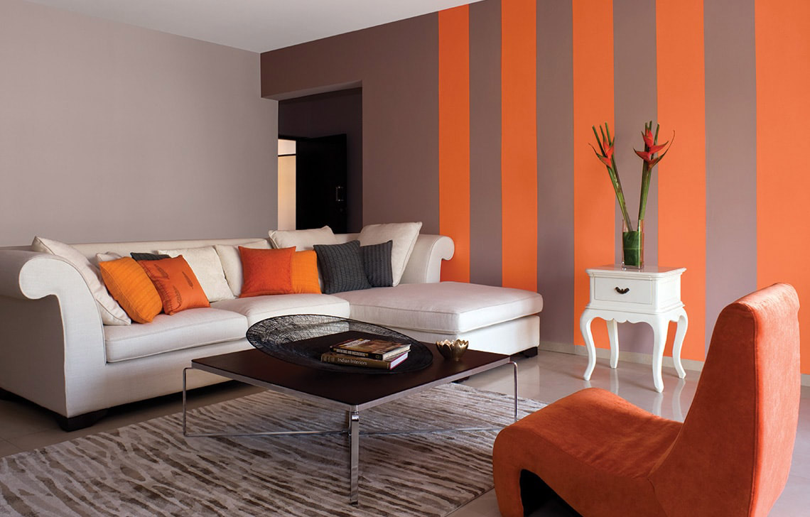 Red orange room orange red teal living room red orange - Black and orange living room ideas ...