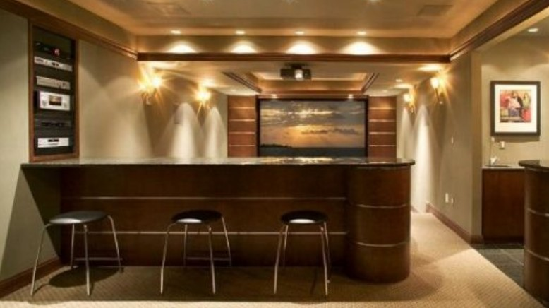 55 Magnificent Basement Bar Ideas For Home Escaping And