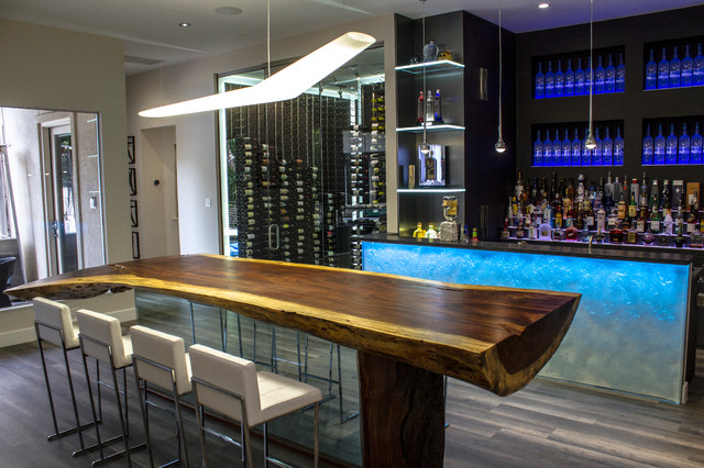 Contemporary Bar Design