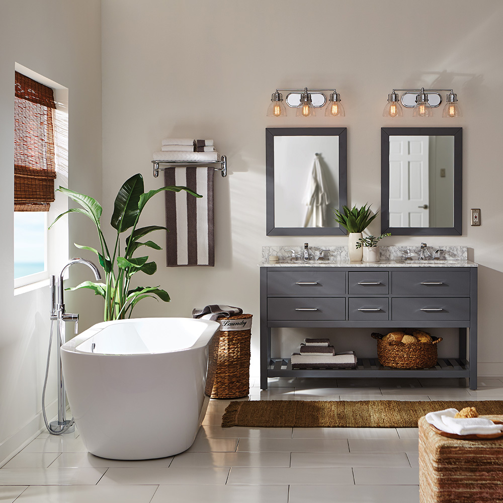 50 Bathroom Vanity Ideas , Ingeniously Prettify You And